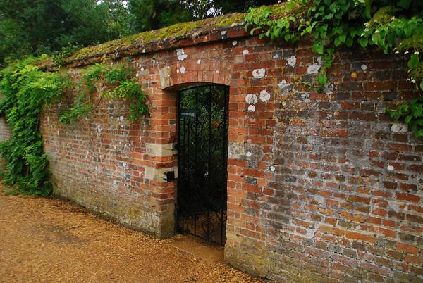 Gateway from the Secret Garden into the Walled Garden