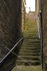 Stairs, Robin Hood Bay