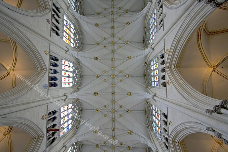 Minster Ceiling