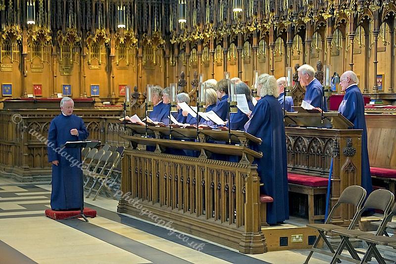 Choir - York Minster