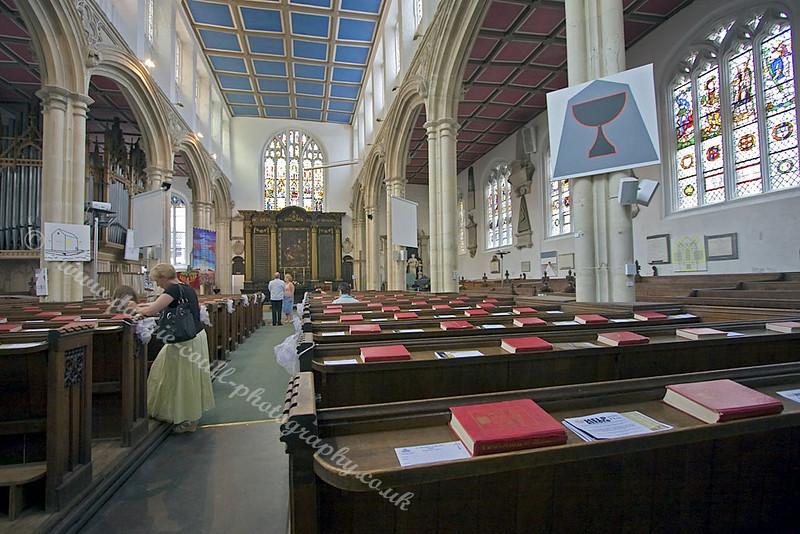 St Michael le Belfrey Church
