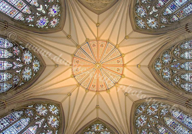 Chapel Roof - York Minster