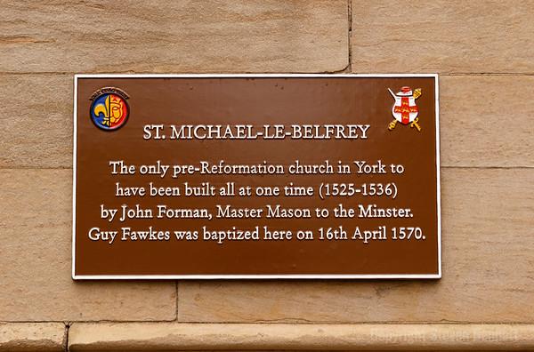 St.Michael-Le-Belfry