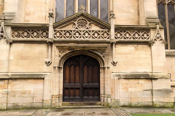 St. Michael-Le-Belfry