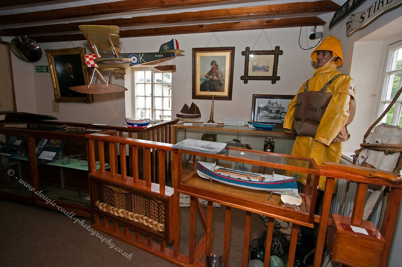 Hornsea Folk Museum - Display Room