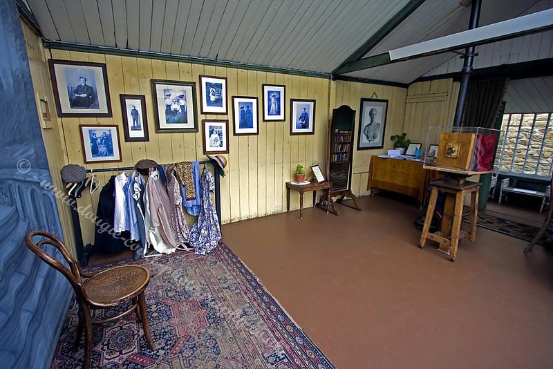 Victorian Photographic Studio
