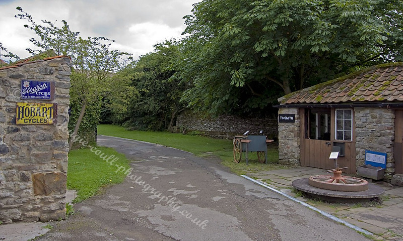 Ryesdale Museum Entrance