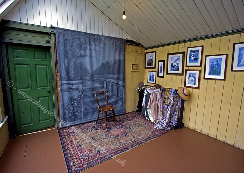 Victorian Photographic Studio