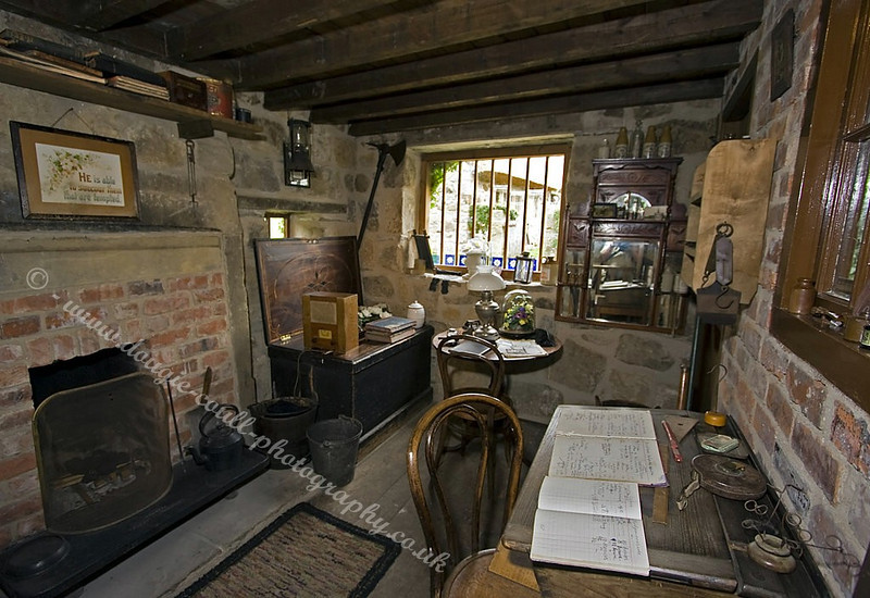 Undertakers Office