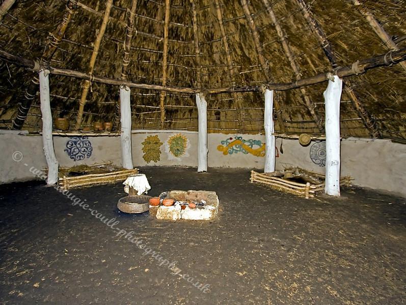 Iron Age Dwelling
