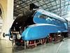 Mallard (4468) at York Railway Museum - 21 June 2005