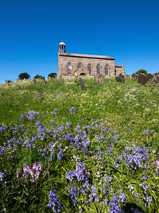 St Stephens Church at Fylingdales, near Whitby