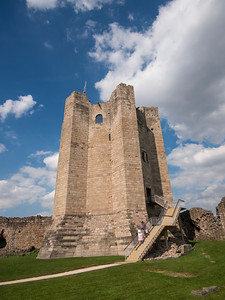 Conisbrough Castle, South Yorkshire