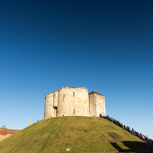 York castle keep