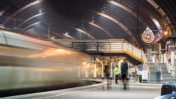 Virgin Trains East Coast at #York Station