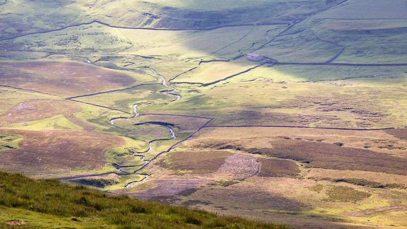 Yorkshire Dales moor