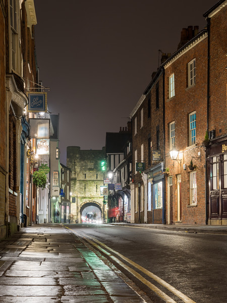 #York's High Petergate