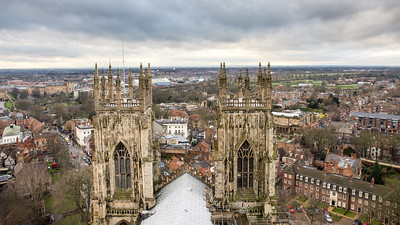 On York Minster