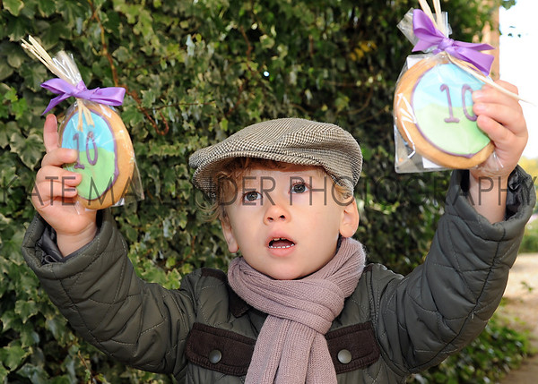 Two year old River Harman celebrate Countryside Live's 10th birthday