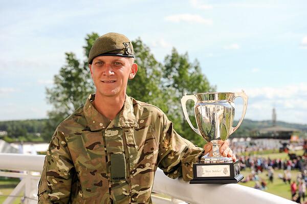 GYS 14  Pte Matthew Gilmartin Best Soldier of the Yorks Regiment