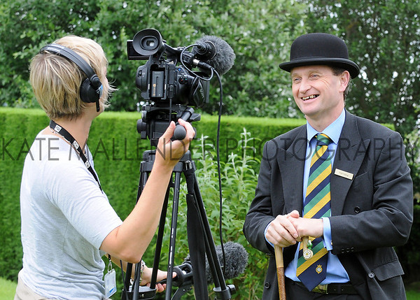 063 Chief Exec being interviewed