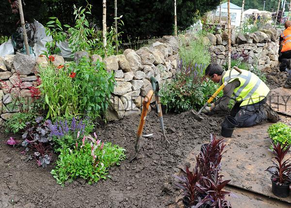066 UK Skills garden day 2