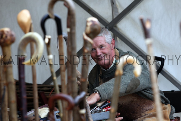 gys 2012 Tuesday: Walking stick making workshop.<br /> pic: Doug Jackson