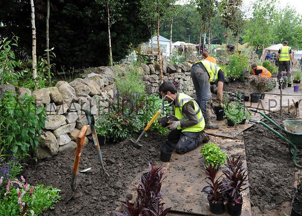 067 UK Skills garden day 2