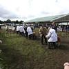 GYS 2012 ,Wednesday, Supreme sheep judging.<br /> Pic: Doug Jackson