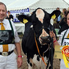 GYS 2012 Supreme Dairy champ Robert & Elaine Butterfield with Ards Duplex O Ruth