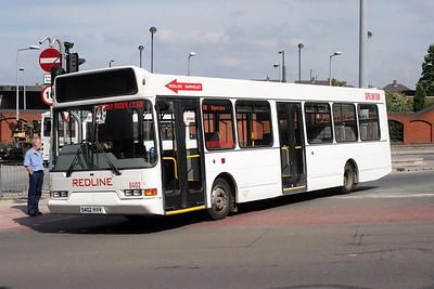 Bus Operators in Yorkshire (UPDATE 12.07.2016)