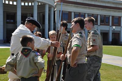 Yorktown 1781 Living History Event  | October 2014