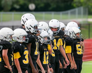 Yorktown vs Woodsboro 8th Grade