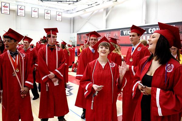 Yorkville High School Class of 2018 Graduation