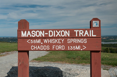 Mason Dixon Trail, Highpoint Scenic Vista & Recreation Area York County, PA