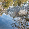 Half Dome Reflection, Tenaya Creek, Yosemite National Park, CA