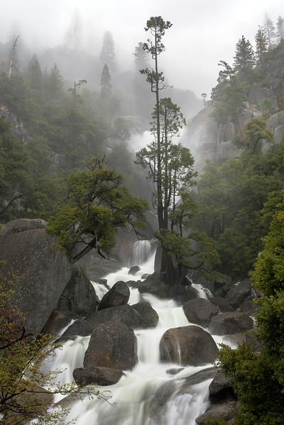 Cascade Creek, Yosemite National Park, CA