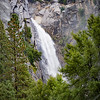 Bridalveil Falls, Yosemite National Park.