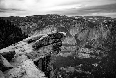Glacier Point, Yosemite National Park.