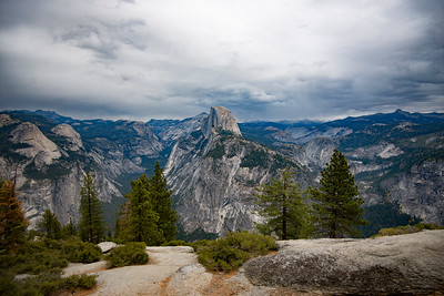 Half Dome, Yosemite National Park.
