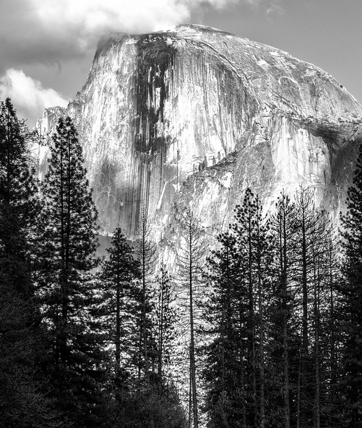 Camp Six, Half Dome