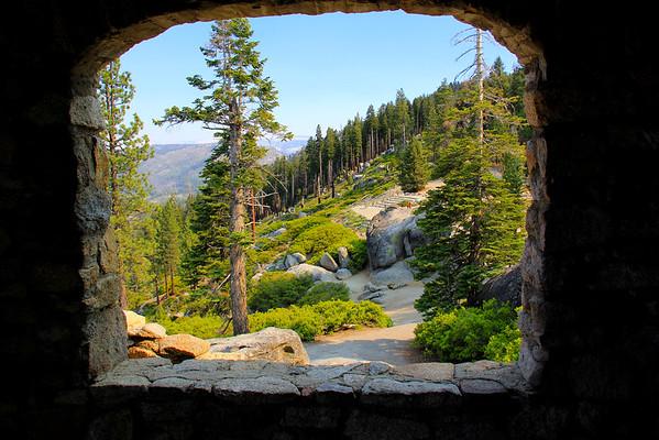 Glacier Point - Yosemite National Park