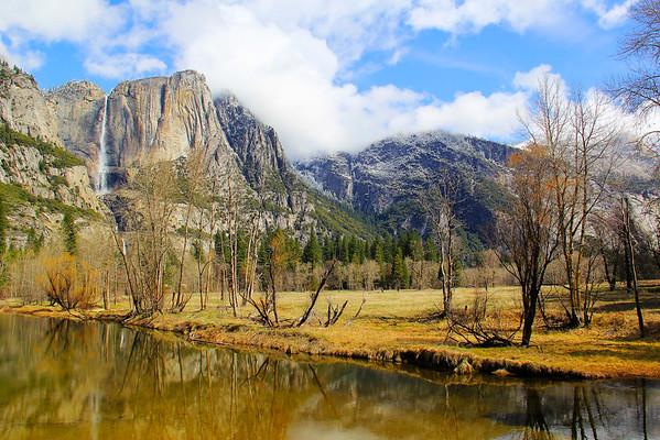 Yosemite Falls - Yosemite National Park