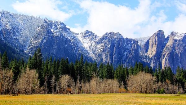 Yosemite Valley - Yosemite National Park