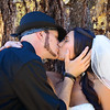 Yosemite chapel wedding