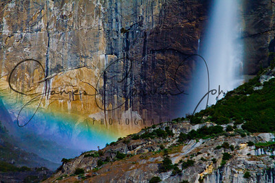 moonbow upper fall