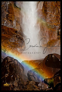 Bridalveil Rainbow