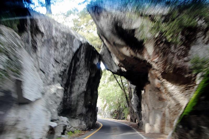El Portal Tunnel