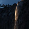 Horse Tail Falls, Firefall