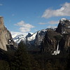 El Capitain, Halfdome, Bridal Vial Falls